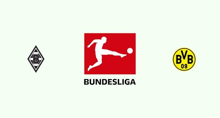 Borussia Monchengladbach v Borussia Dortmund Previa, Predicciones y Pronóstico