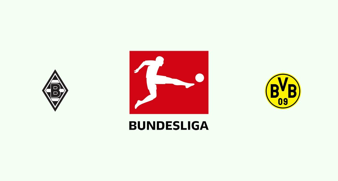 Borussia Monchengladbach v Borussia Dortmund