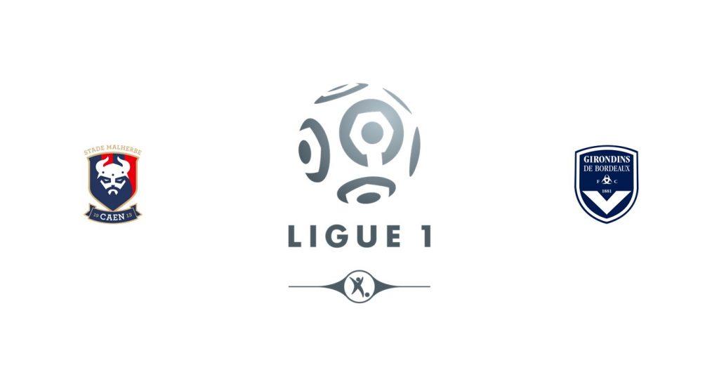 Caen v Girondins Bordeaux Previa, Predicciones y Pronóstico
