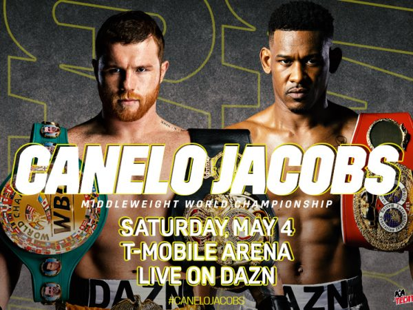 """Canelo"" Álvarez vs Daniel Jacobs"
