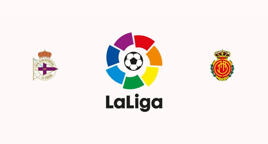 Deportivo La Coruña v Mallorca Previa, Predicciones y Pronóstico