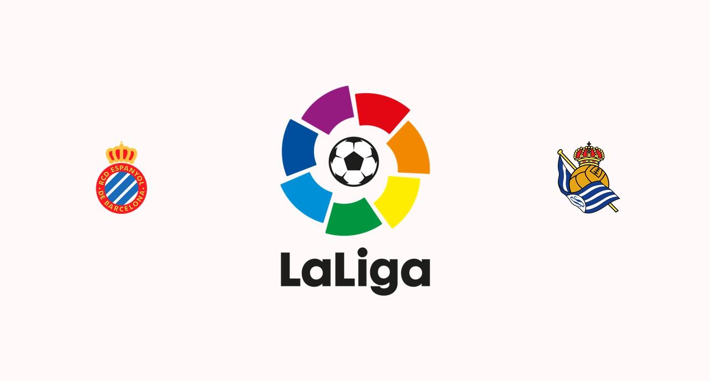 Espanyol v Real Sociedad