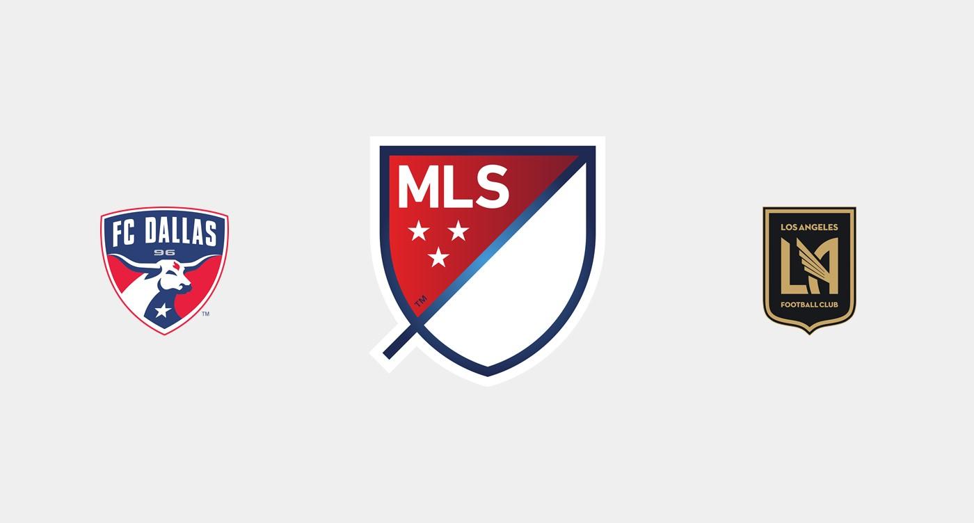 FC Dallas v Los Angeles FC