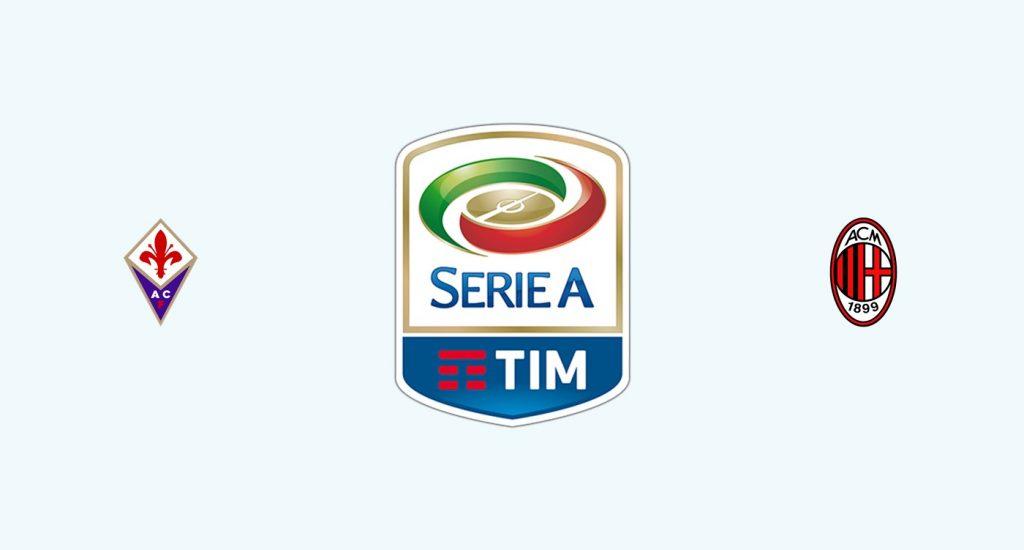 Fiorentina v Milan Previa, Predicciones y Pronóstico