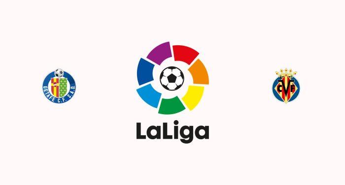 Getafe v Villarreal Previa, Predicciones y Pronóstico 18-05-2019