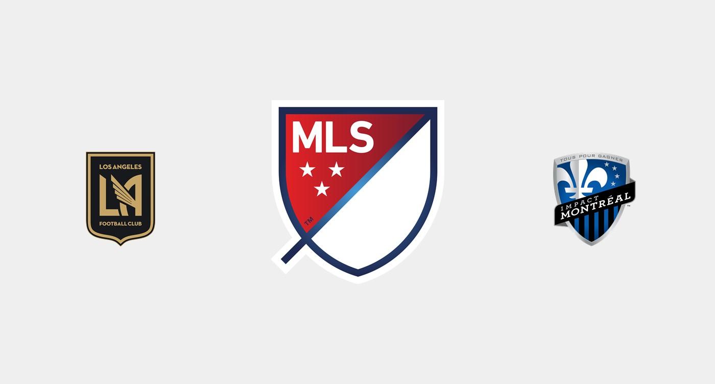 Los Angeles FC v Montreal Impact