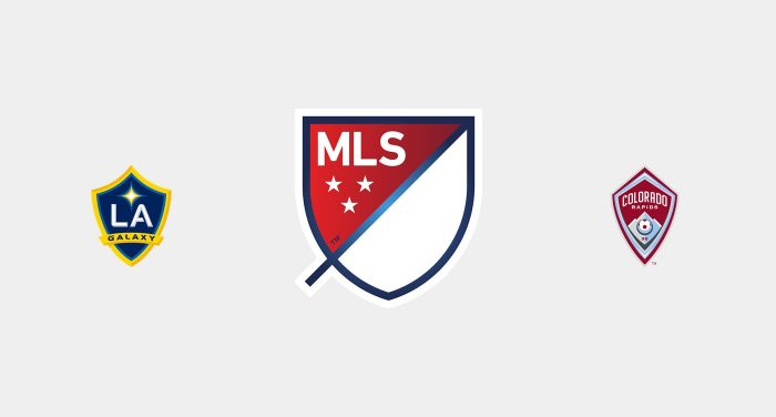 Los Angeles Galaxy v Colorado Rapids Previa, Predicciones y Pronóstico