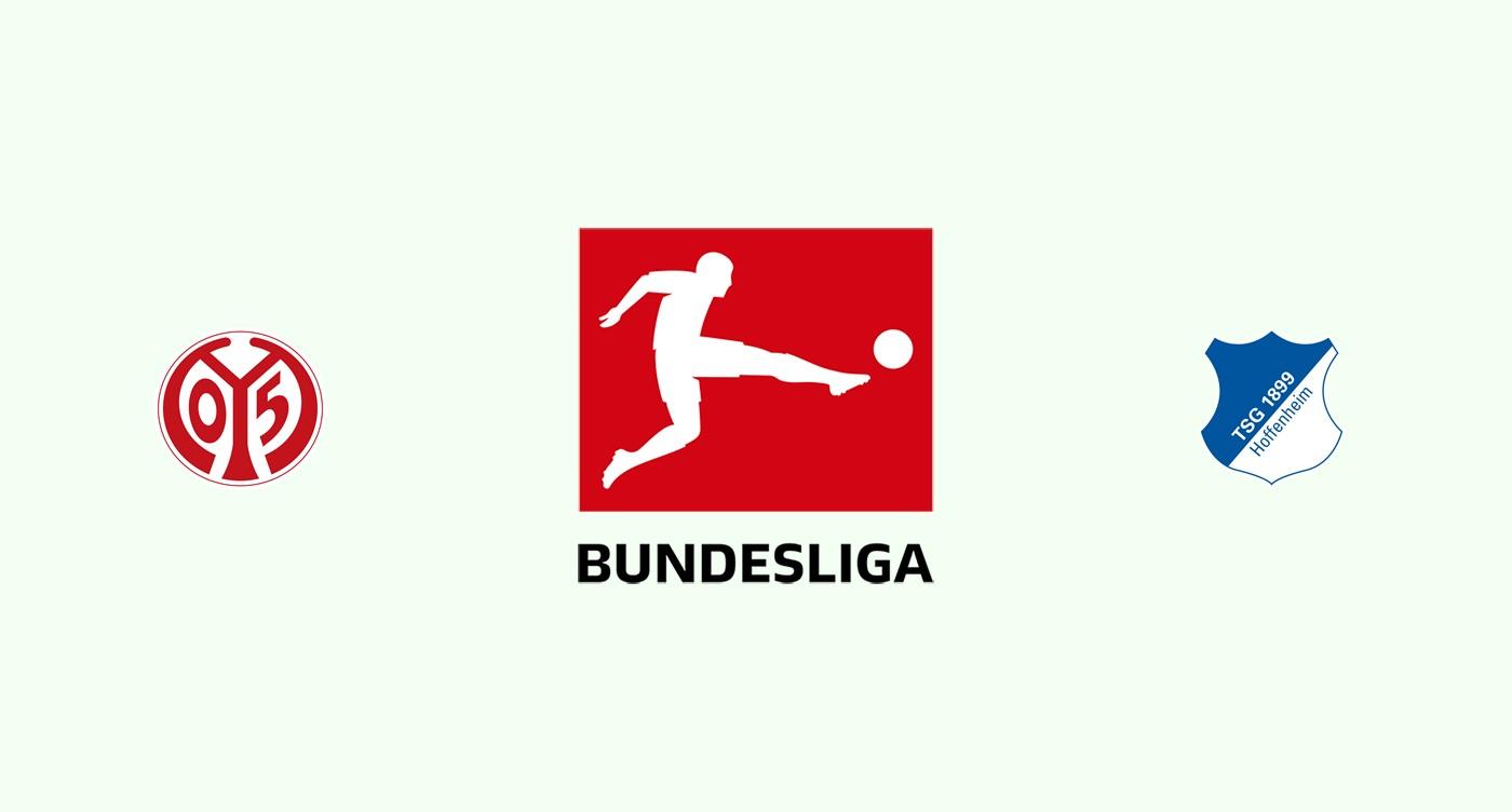 Mainz 05 v Hoffenheim