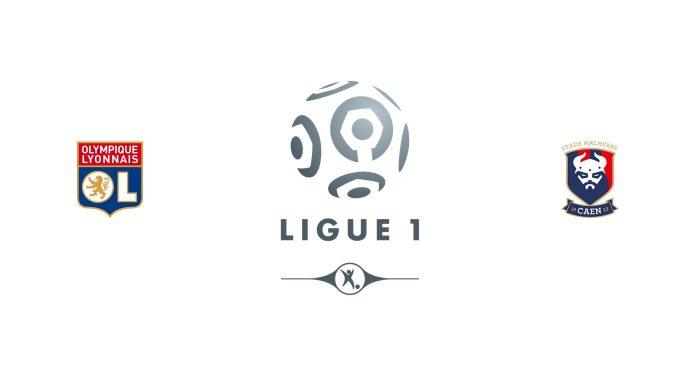 Olympique Lyon v Caen Previa, Predicciones y Pronóstico