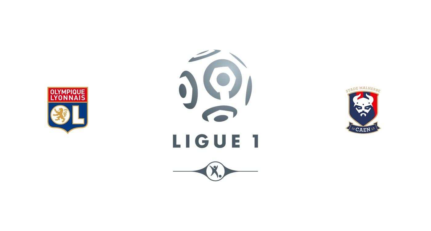 Olympique Lyon v Caen