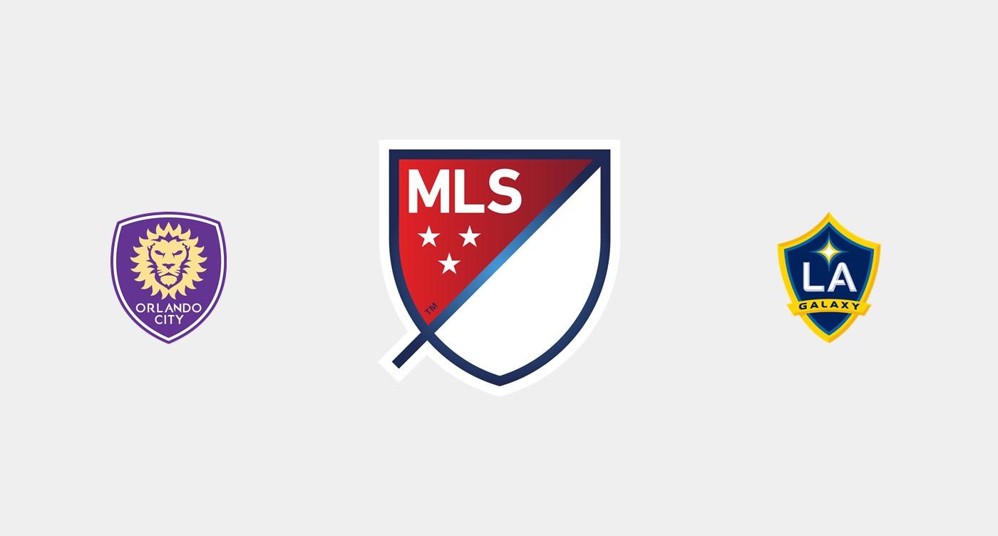 Orlando City v Los Angeles Galaxy