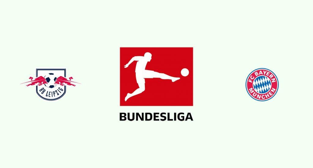 RB Leipzig v Bayern Munich Previa, Predicciones y Pronóstico 06-05-2019