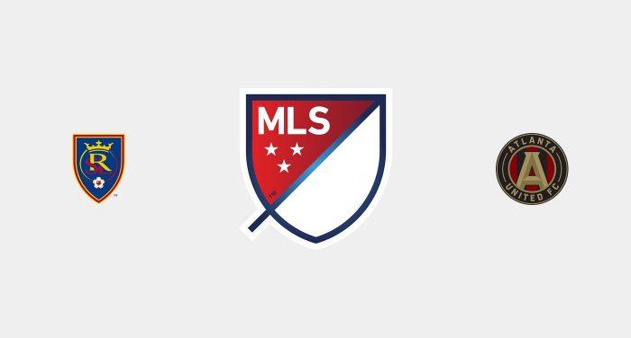 Real Salt Lake City v Atlanta United Previa, Predicciones y Pronóstico
