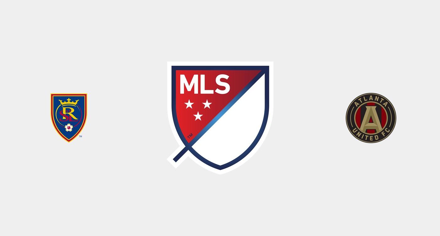 Real Salt Lake City v Atlanta United