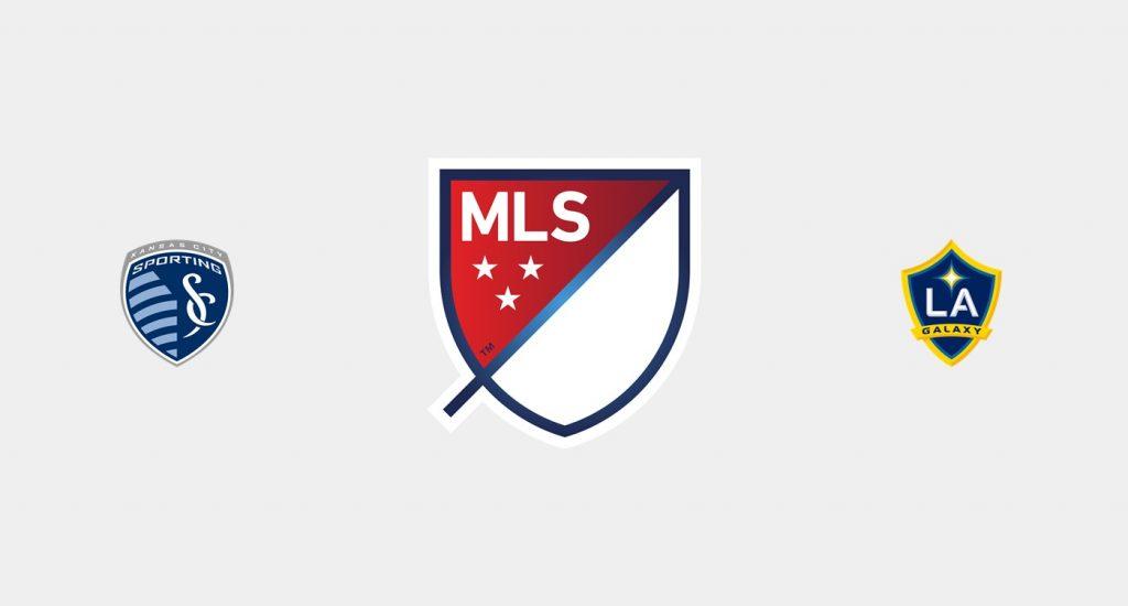 Sporting Kansas City v Los Angeles Galaxy Previa, Predicciones y Pronóstico