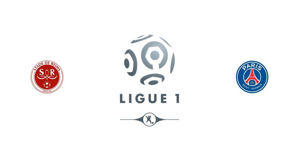 Stade Reims v PSG Previa, Predicciones y Pronóstico