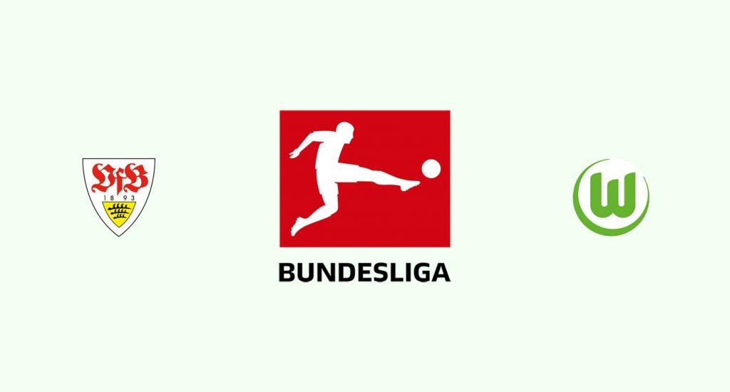 Stuttgart v Wolfsburgo Previa, Predicciones y Pronóstico