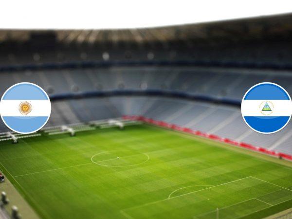 Argentina v Nicaragua Previa, Predicciones y Pronóstico