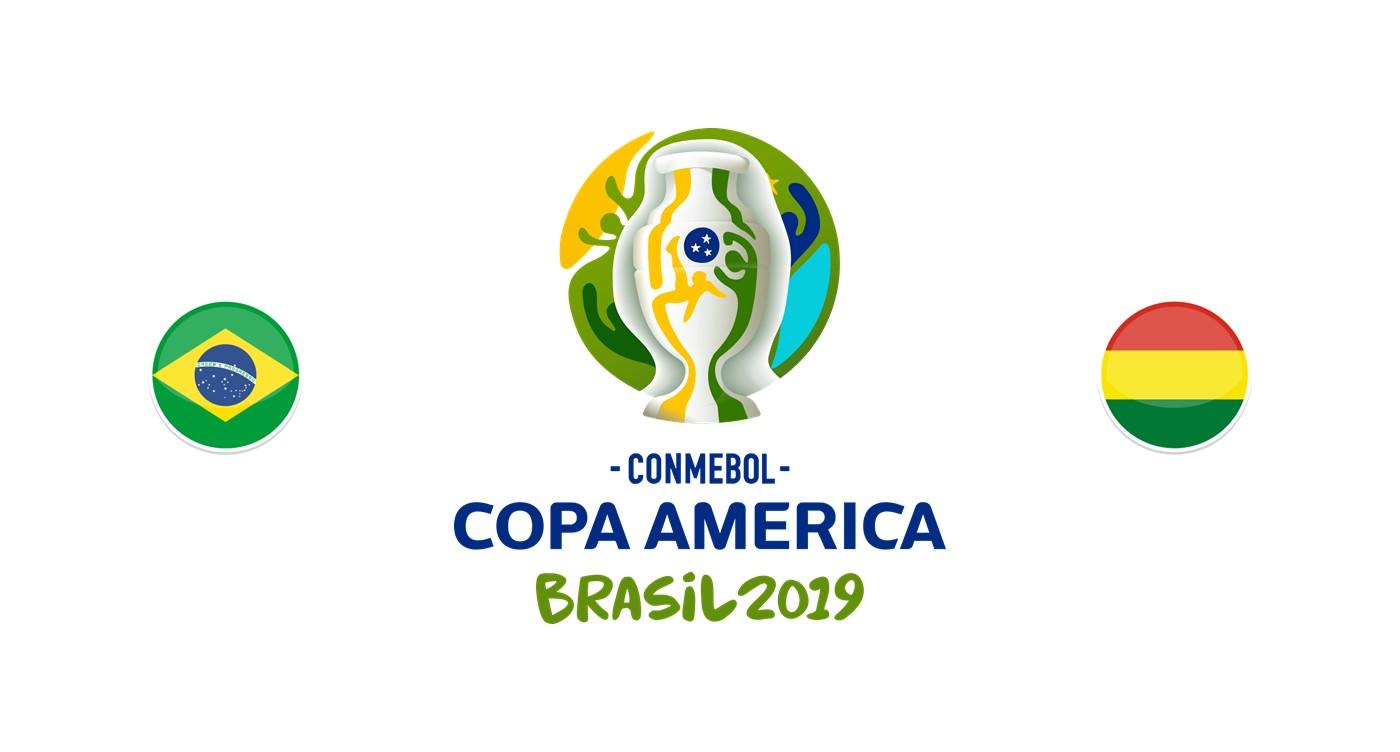 Brasil v Bolivia