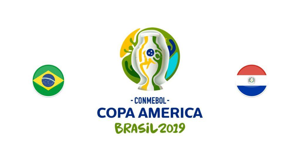 Brasil v Paraguay Previa, Predicciones y Pronóstico