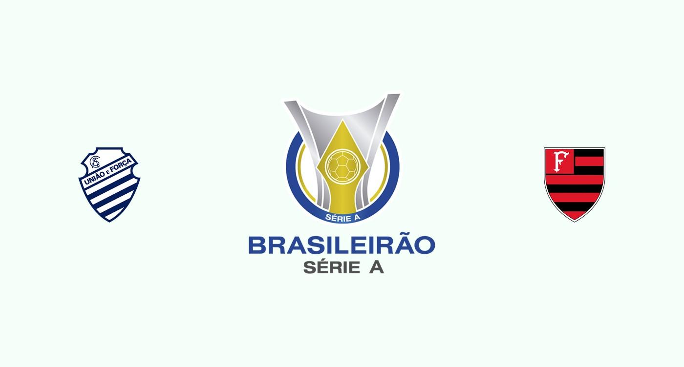 CSA v Flamengo