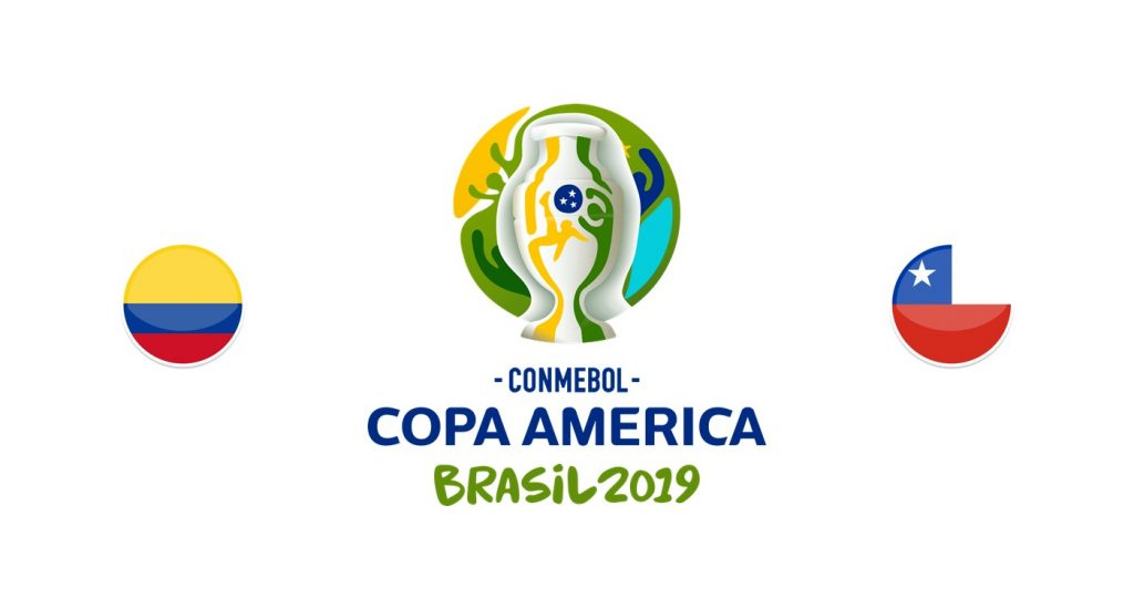Colombia v Chile Previa, Predicciones y Pronóstico 26-06-2019