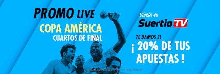Copa América Suertia