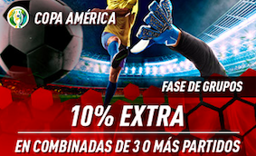 Copa América Sportium