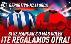 Deportivo La Coruña v Mallorca Sportium