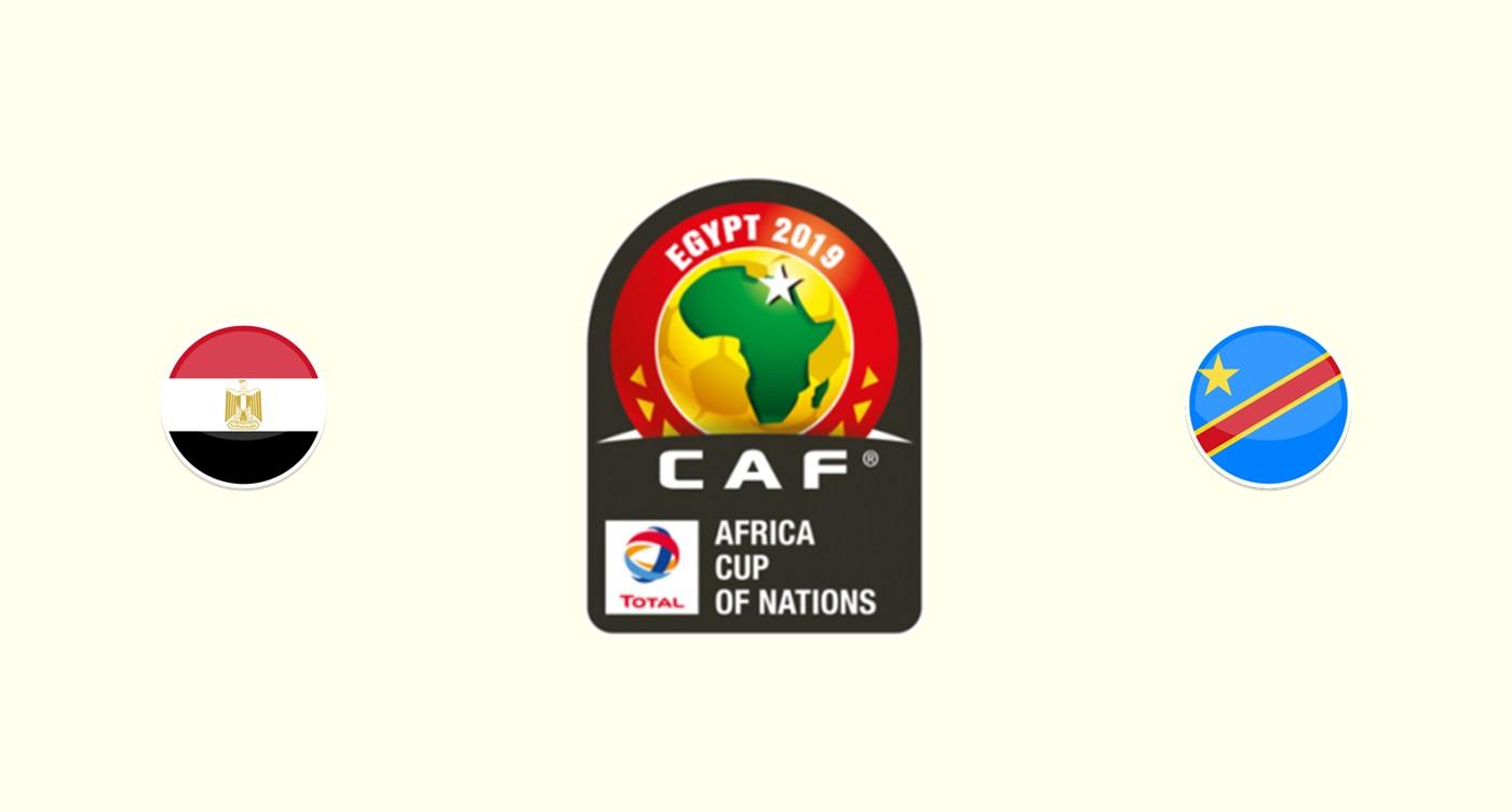 Egipto v Congo