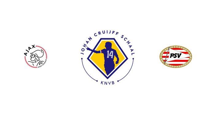Ajax v PSV Eindhoven Previa, Predicciones y Pronóstico 27/07/2019