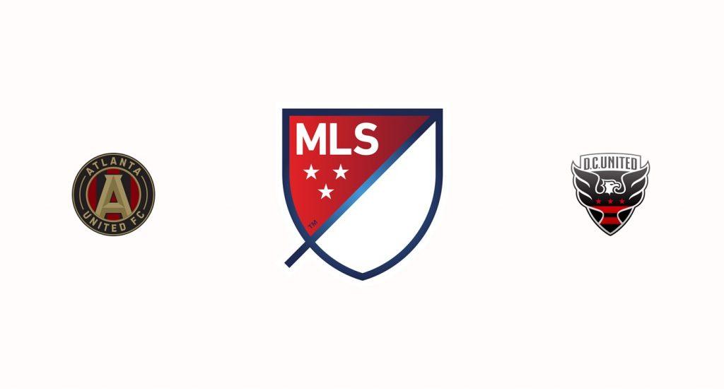 Atlanta United v DC United Previa, Predicciones y Pronóstico