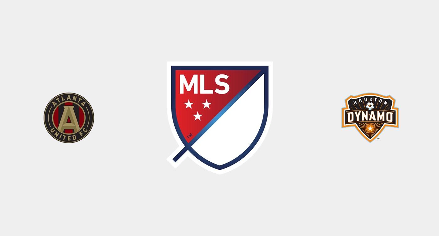 Atlanta United v Houston Dynamo