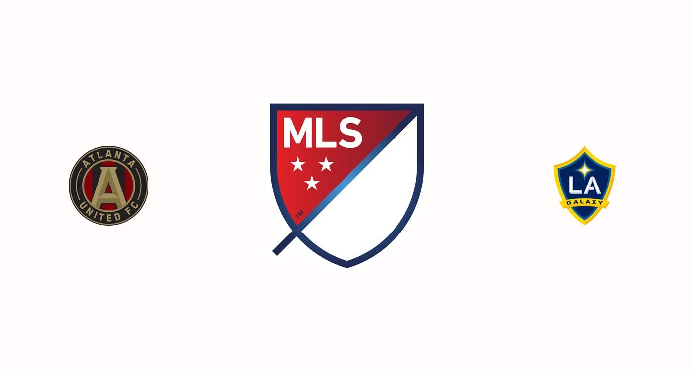 Atlanta United v Los Angeles Galaxy