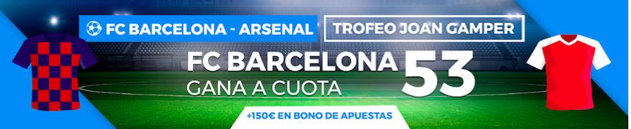 Barcelona v Arsenal Pastón