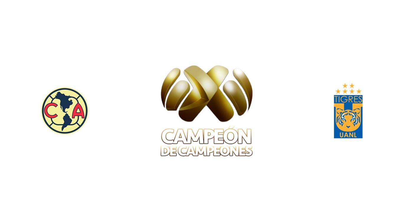 Club América v Tigres UANL