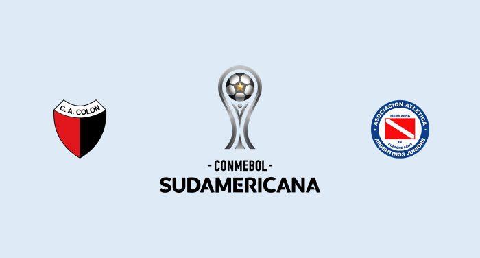 Colon v Argentinos Juniors Previa, Predicciones y Pronóstico