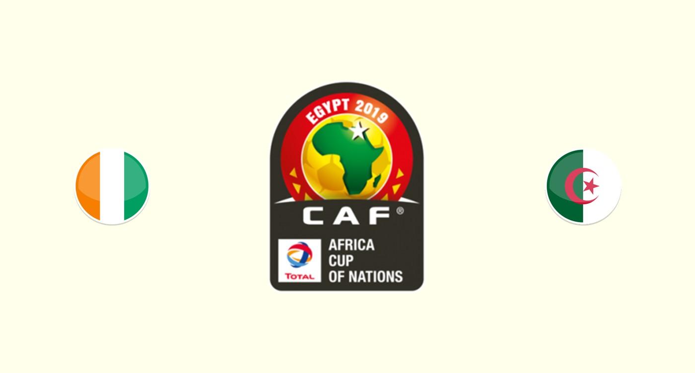 Costa Marfil v Argelia