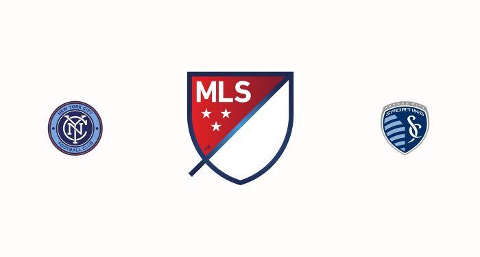 New York City v Sporting Kansas City Previa, Predicciones y Pronóstico