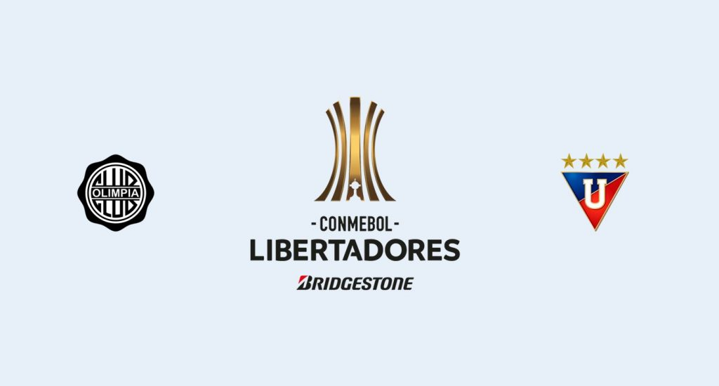 Olimpia v LDU Quito Previa, Predicciones y Pronóstico