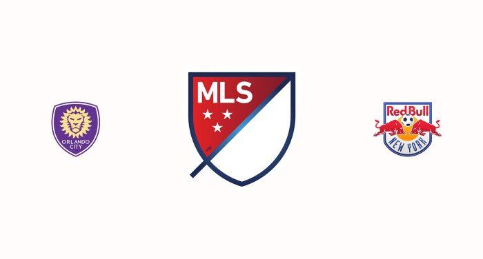 Orlando City v New York Red Bull Previa, Predicciones y Pronóstico