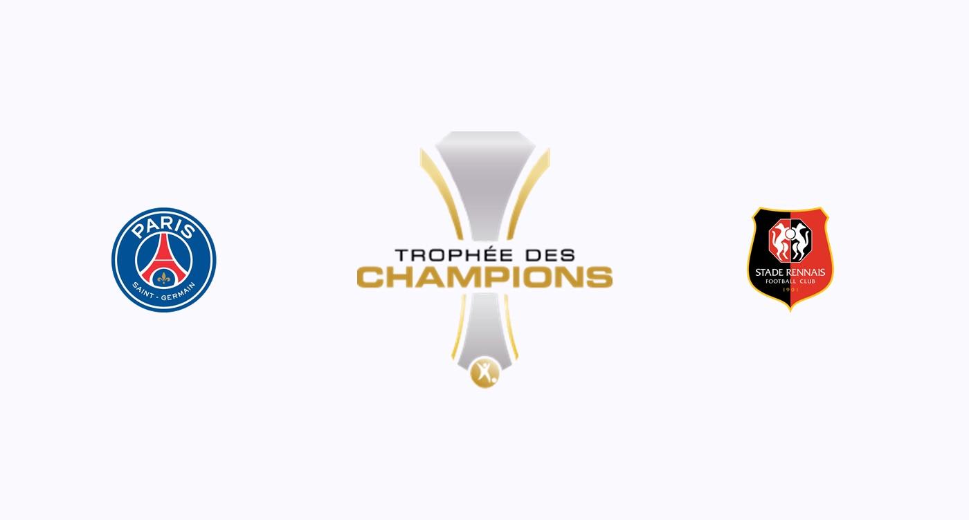 PSG v Stade Rennes