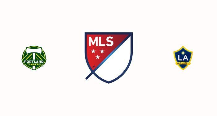 Portland Timbers v Los Angeles Galaxy Previa, Predicciones y Pronóstico