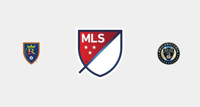 Real Salt Lake v Philadelphia Union Previa, Predicciones y Pronóstico