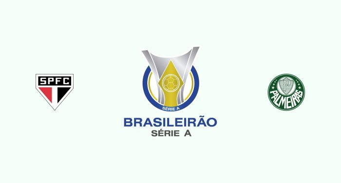 Sao Paulo v Palmeiras Previa, Predicciones y Pronóstico