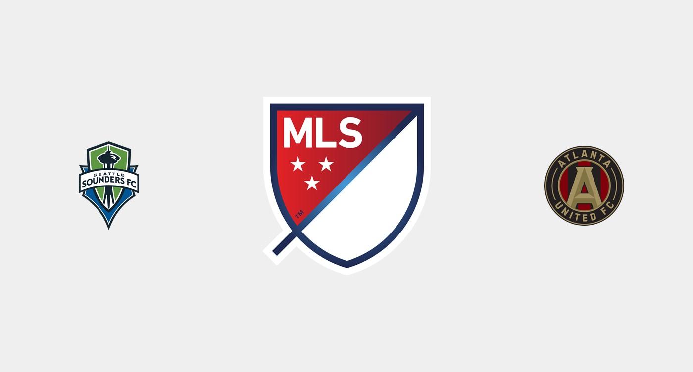 Seattle Sounders v Atlanta United