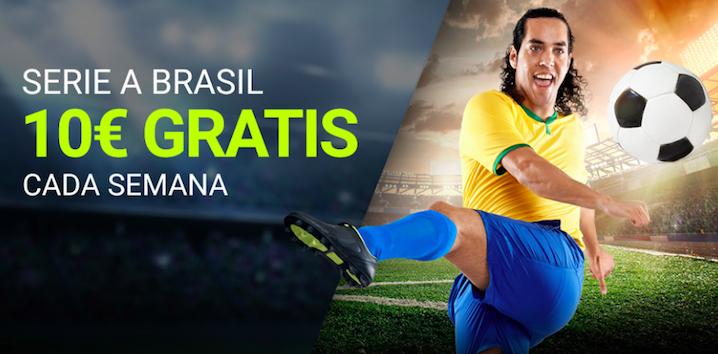 Seria A Brasil bono Luckia