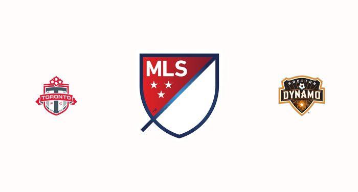 Toronto FC v Houston Dynamo Previa, Predicciones y Pronóstico