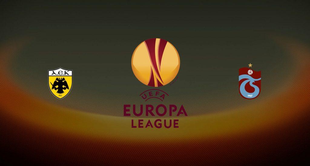 AEK Atenas v Trabzonspor Previa, Predicciones y Pronóstico