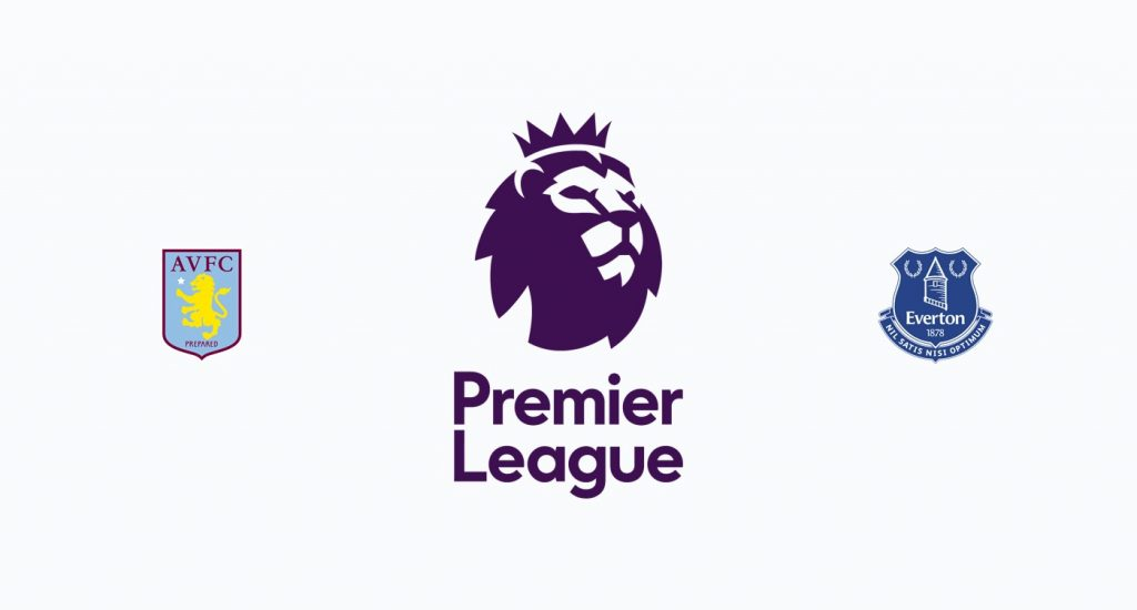 Aston Villa v Everton Previa, Predicciones y Pronóstico